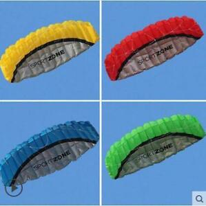 2.5m Dual Line Sport Beach Kite Easy to Fly (Free Shipping)