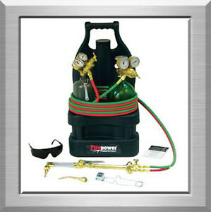 PORTABLE WELDING & CUTTING OUTFIT BY FIREPOWER