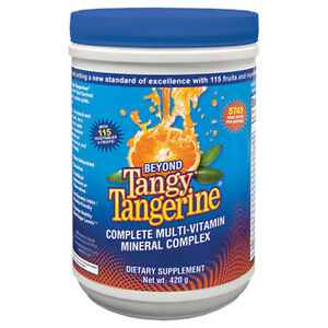 Beyond-Tangy-Tangerine-420g-Canister-by-Youngevity-A-Joel-Wallach-Company
