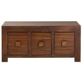 Jaipur Coffee Table - Acacia