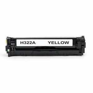 HP 128A New Compatible Yellow Toner Cartridge CE322A