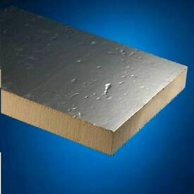 Insulation board offcuts