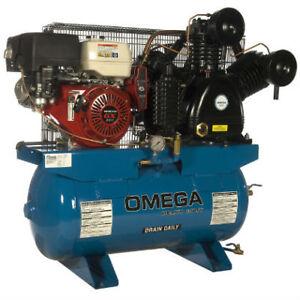 13hp gas air compressor