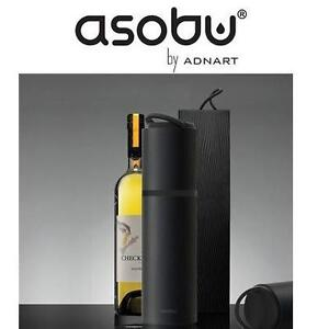 NEW ASOBU PORTABLE WINE CHILLER 99690417