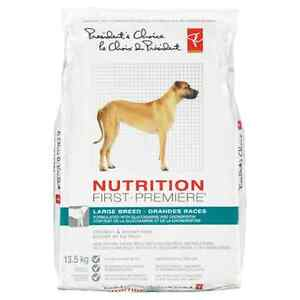 President's Choice Nutrition First Large Breed Dog Food