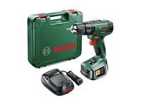 Brand new Bosch 18V 1.5Ah Li-Ion Combi Drill 1 Battery PSB 1800 LI-2