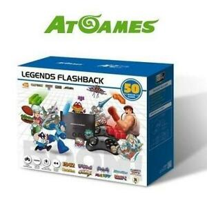 NEW LEGENDS FLASHBACK RETRO CONSOLE FB8650 238688642 50 VIDEO GAMES GAMING