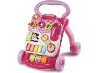 V tech baby walker