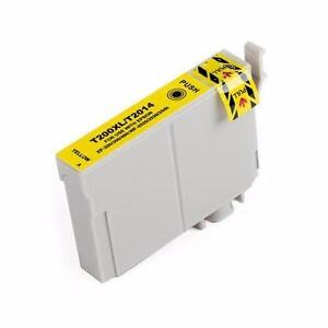 Epson 200XL T200XL420 New Compatible Yellow Cartridge (High Yield)