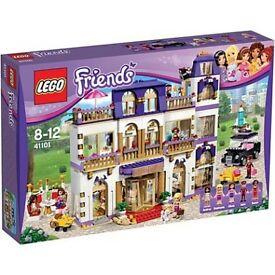 Lego Friends Grand Hotel Brand New & Unopened