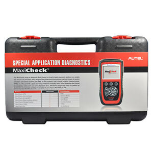 New Maxicheck pro scanner
