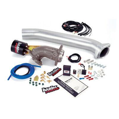 Banks 55221 Exhaust Brake for 98-02 Dodge Ram 5.9L Cummins ISB ()