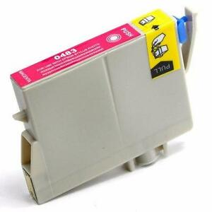 Epson 48 T048320 New Compatible Magenta Ink Cartridge