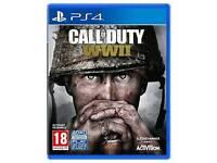 Call of Duty WW2 (PS4) + Pre-Order Bonus Content
