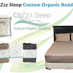 ENJOY  A HEALTHY NIGHTS SLEEP WITH AN ORGANIC MATTRESS!
