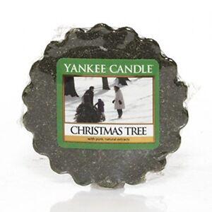 Yankee Candle Christmas Fragrance Tarts / Melts