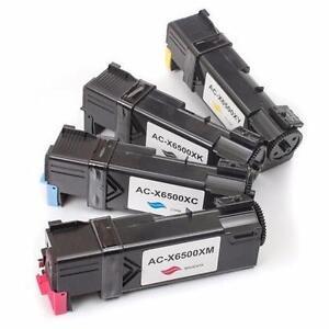 Xerox 106R01597/106R01594/106R01595/106R01596 New Compatible Toner Cartridge 4 colors C6500