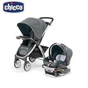 NEW CHICCO 3 IN 1 TRAVEL SYSTEM 7976108A 219307298 TRIO POETIC STROLLER CAR SEAT