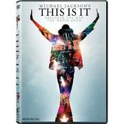 Michael Jackson DVD