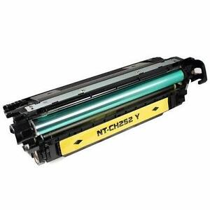 HP CE252A Compatible Yellow Toner Cartridge(HP 504A)
