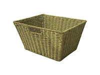 1 wicker basket in very good condition only £5