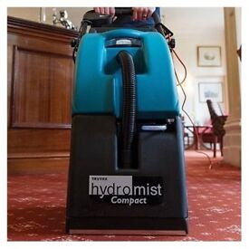 Commercial and domestic carpet and upholstery cleaning