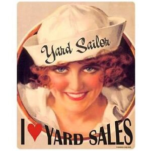 YARD SAILORS REJOICE!!