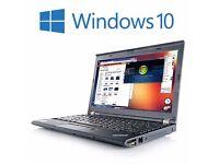 "Lenovo ThinkPad X230 2320 - 12.5"" - Core i5 3210M - 4 GB RAM 128 GB SSD WINDOWS 10 - GOOD CONDITION"