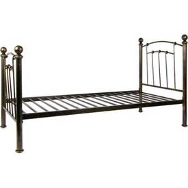 Iceland Single Bed Frame & Mattress