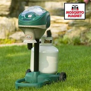 NEW MOSQUITO MAGNET CORDLESS TRAP - 131967779