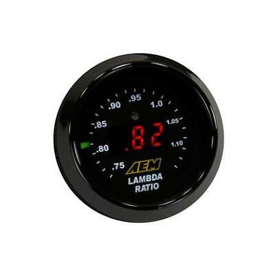 AEM 30-4110 Wideband Gauge Controller AFR O2 Air Fuel Ratio 2 1/16