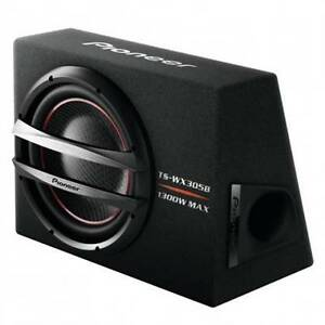Pioneer TSWX305B Bass Reflex Subwoofer Southbank Melbourne City Preview