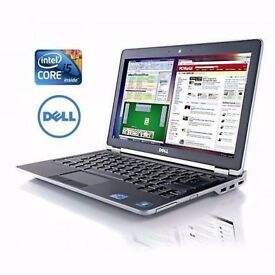 DELL E6220 ,CORE i5,6GB DDR3,80GB SSD,WEBCAM,WINDOWS 10,OFFICE, 3 BATTERIES ,ORIGINAL