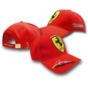 7da9dfa758d Alonso Ferrari Cap