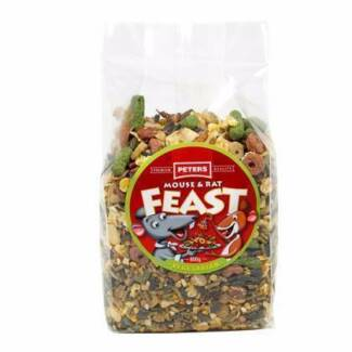 Peters Small Animal Foods (From $11.95)