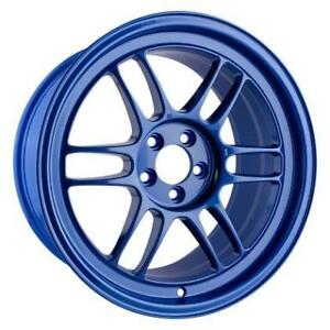 ENKEI RPF1 Victory Blue 17x9 Special Colour **WHEELSCO**
