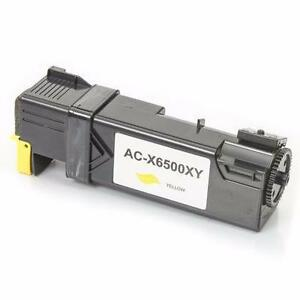 BLACK & COLOR 106R01597 Toner Cartridge for Xerox Phaser 6500 Wo