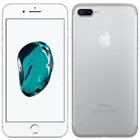 I phone 7 silver unlocked