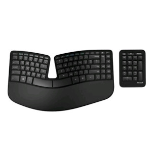 Microsoft Sculpt Ergonomic WIRELESS KEYBOARD AND MOUSE