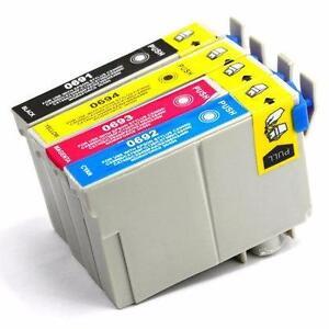 Epson T069, T069120, T069220, T069320,T069420 COMP Ink Cartridge