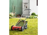 Push lawn mower new
