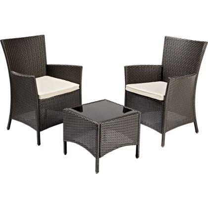 Panama 2 Seater Rattan Effect Garden Furniture Set. Panama 2 Seater Rattan Effect Garden Furniture Set   in Dawlish