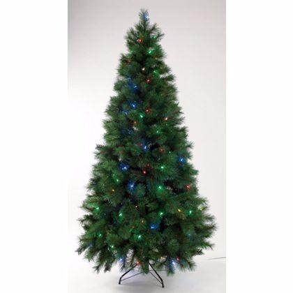 7ft Pre-Lit Chameleon Artificial Christmas Tree