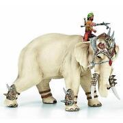 Schleich Kampfelefant