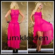 Kleid Transparent