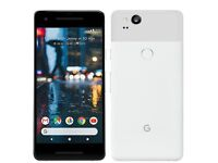 Google Pixel 2 Clearly White 64gb