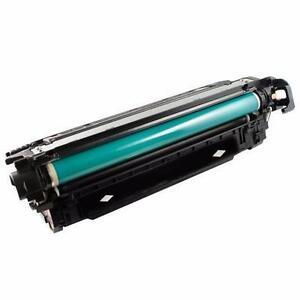 New HP 250X 251A 252A 253A Compatible Toner Cartridges