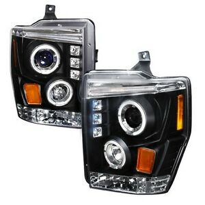 LED PROJECTOR HEADLIGHTS F-250/350 2008-2010 West Island Greater Montréal image 1