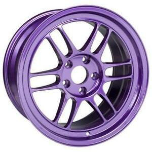 ENKEI RPF1 Purple 18x9.5 17x9 Special Colour **WHEELSCO**