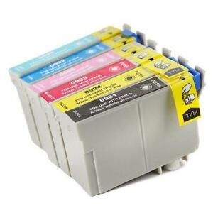 Epson T098/99 New Compatible Ink Cartridges Value Pack (BK/C/M/Y/LC/LM)